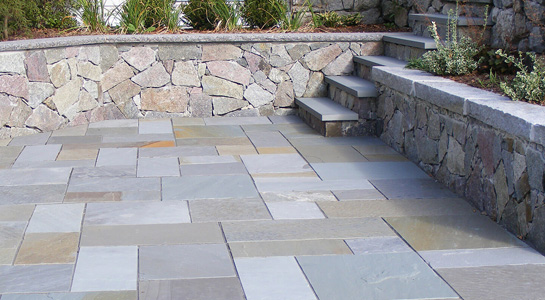 NATURAL STONE PAVING                             Resin Bonded Paving